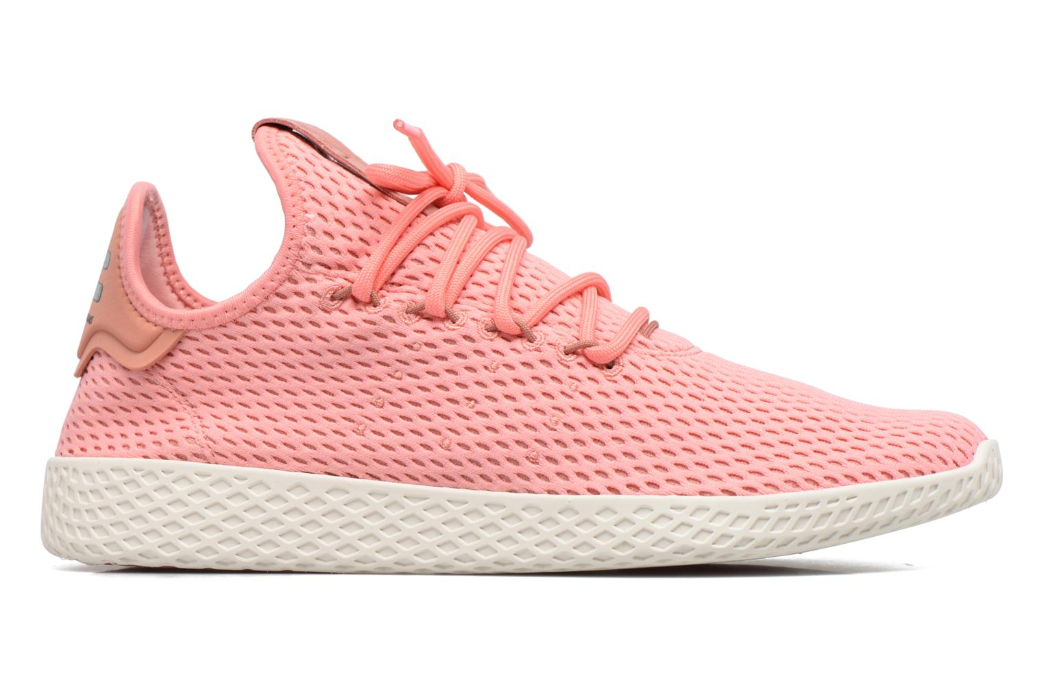 Sneakers Adidas Originals Pharrell Williams Tennis Hu Roze achterkant