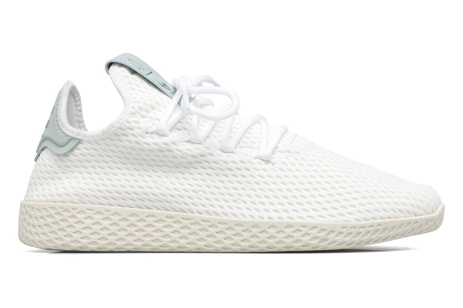 Sneakers Adidas Originals Pharrell Williams Tennis Hu Blauw achterkant