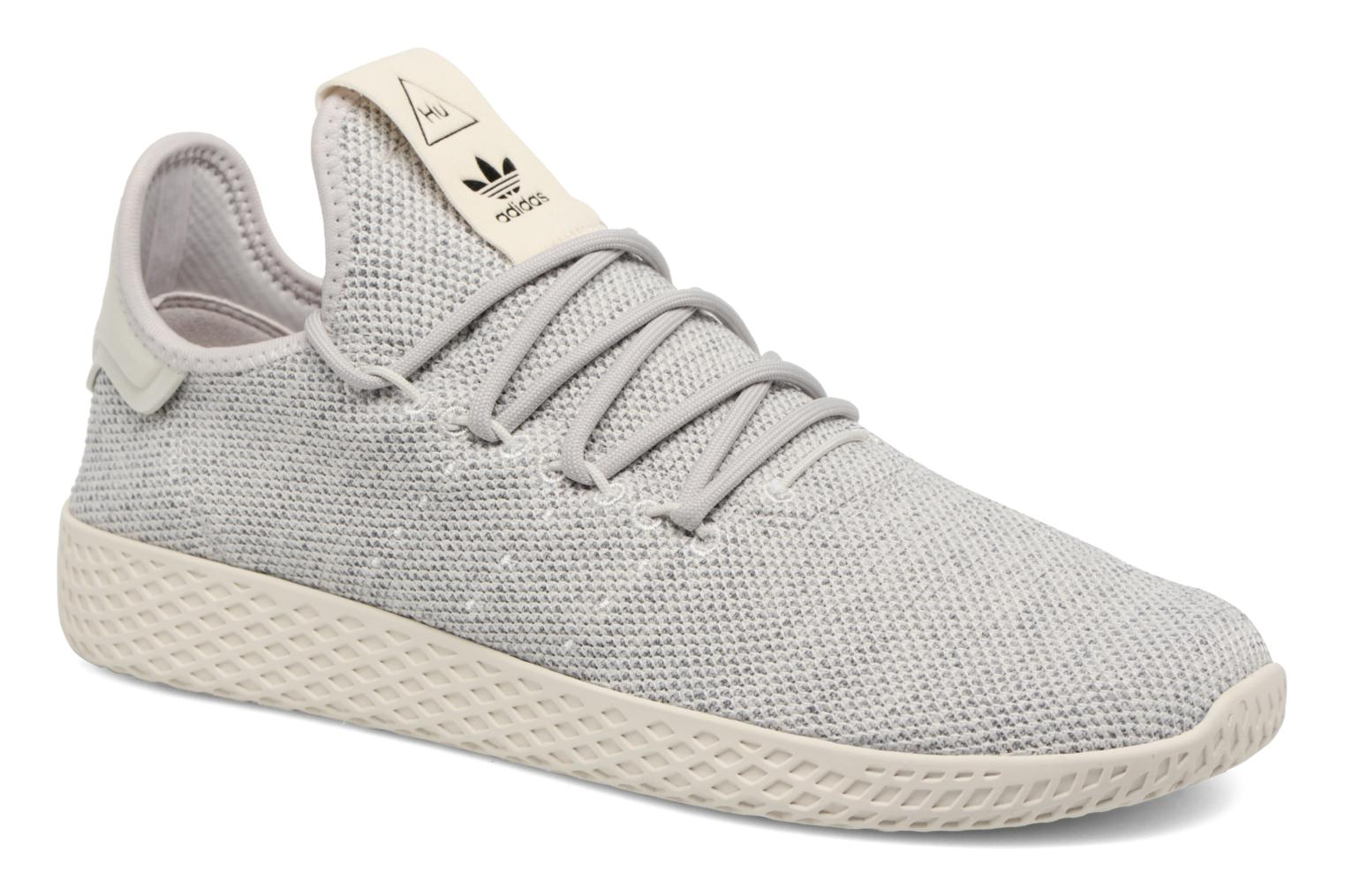 Sneakers Adidas Originals Pharrell Williams Tennis Hu Grijs detail
