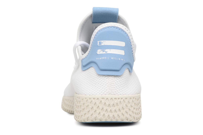 Sneakers Adidas Originals Pharrell Williams Tennis Hu Wit rechts