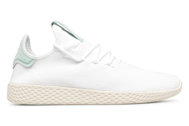 Sneaker Adidas Originals Pharrell Williams Tennis Hu weiß ansicht von hinten