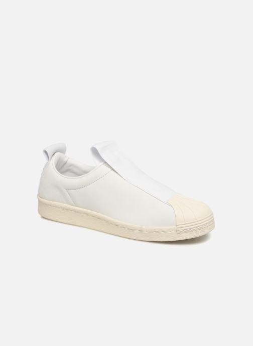 Adidas Adidas Adidas Originals Superstar Bw3S Slipon W (weiß) - Turnschuhe bei Más cómodo 355748