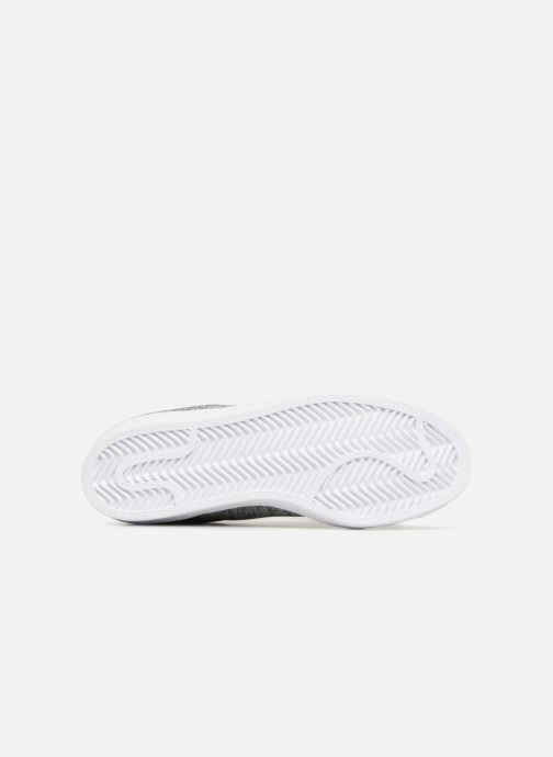 Trainers Adidas Originals Superstar Bw3S Slipon W Grey view from above