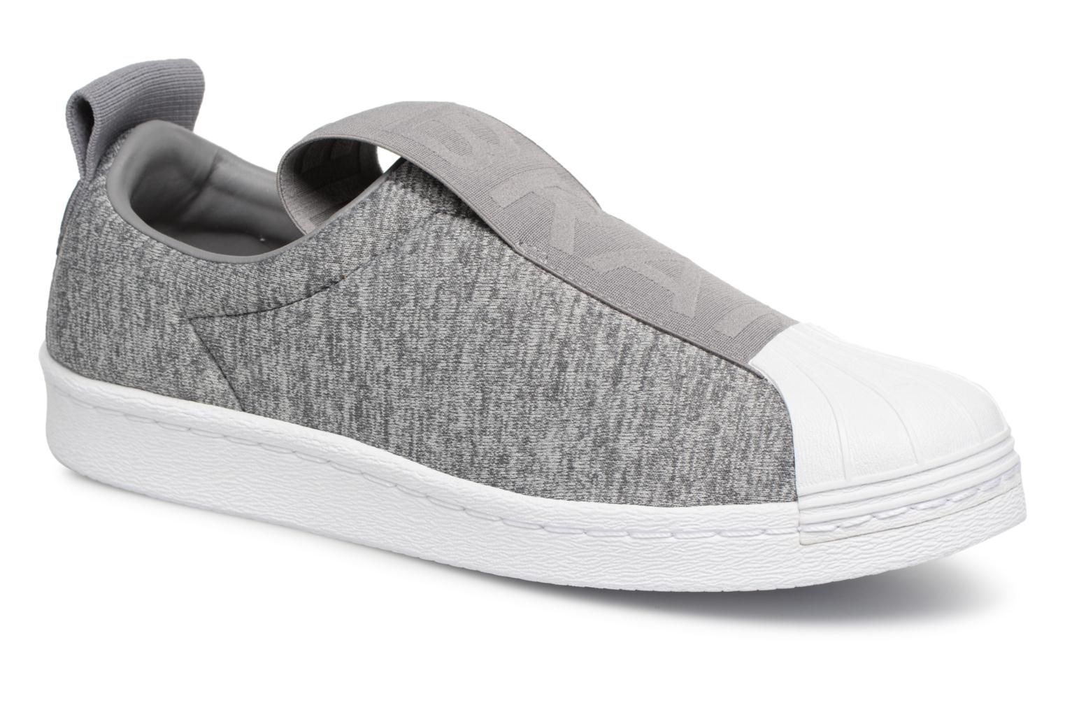 Adidas Originals Superstar Bw3S Slipon W (Grey) Trainers
