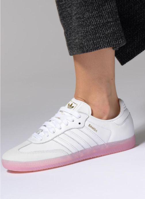 Samba W Adidas Ftwbla roseas Originals ftwbla BeroxCd