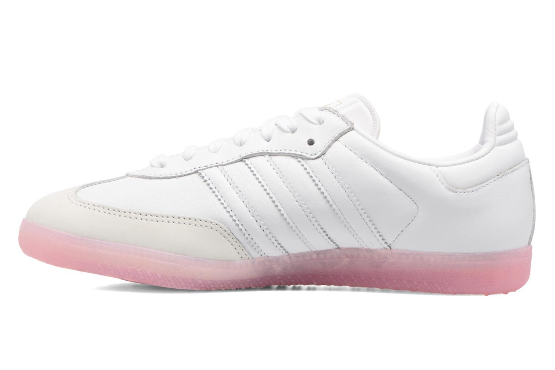Baskets Adidas Originals Samba W Rose vue face