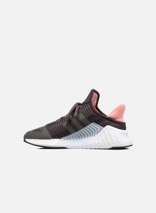 Sneakers adidas originals Climacool 02/17 W Roze voorkant