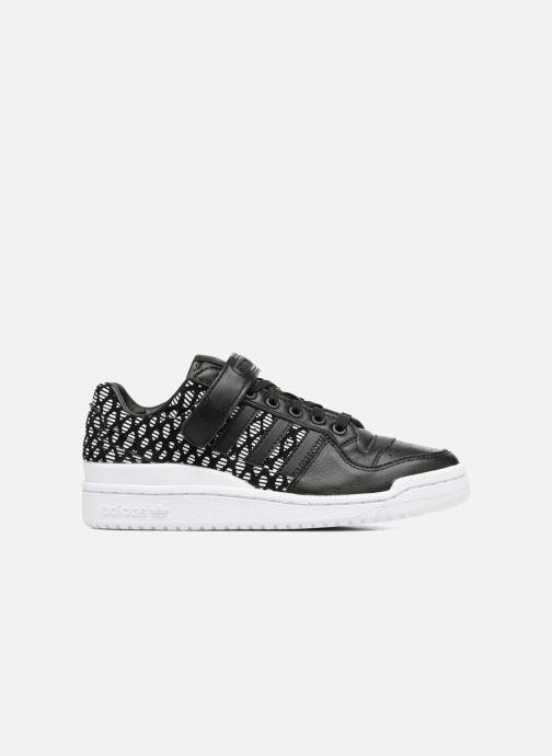 new style d73b9 87a4e Sneakers adidas originals Forum Lo W Nero immagine posteriore