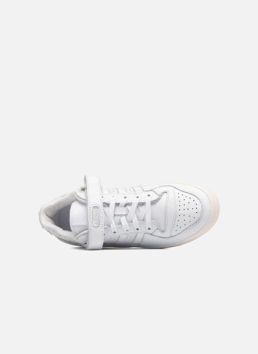 size 40 3ef6b 1c0fc Sneakers Adidas Originals Forum Lo W Hvid se fra venstre