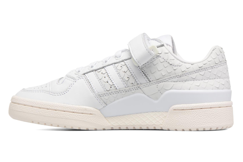 Baskets Adidas Originals Forum Lo W Blanc vue face