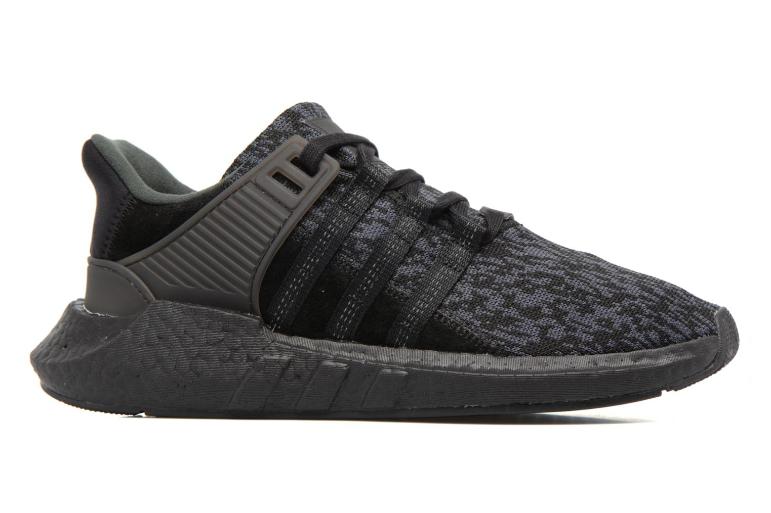 Baskets Adidas Originals Eqt Support 93/17 Noir vue derrière