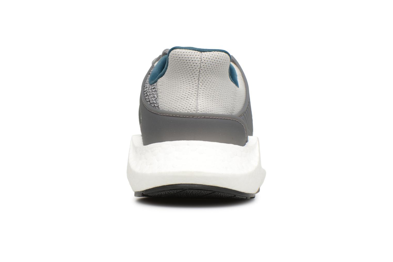 Baskets Adidas Originals Eqt Support 93/17 Gris vue droite