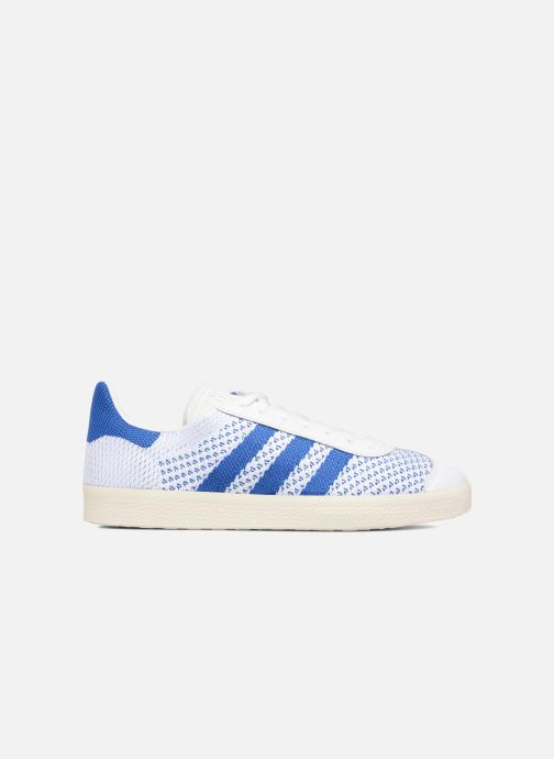 Sneakers adidas originals Gazelle Pk Wit achterkant