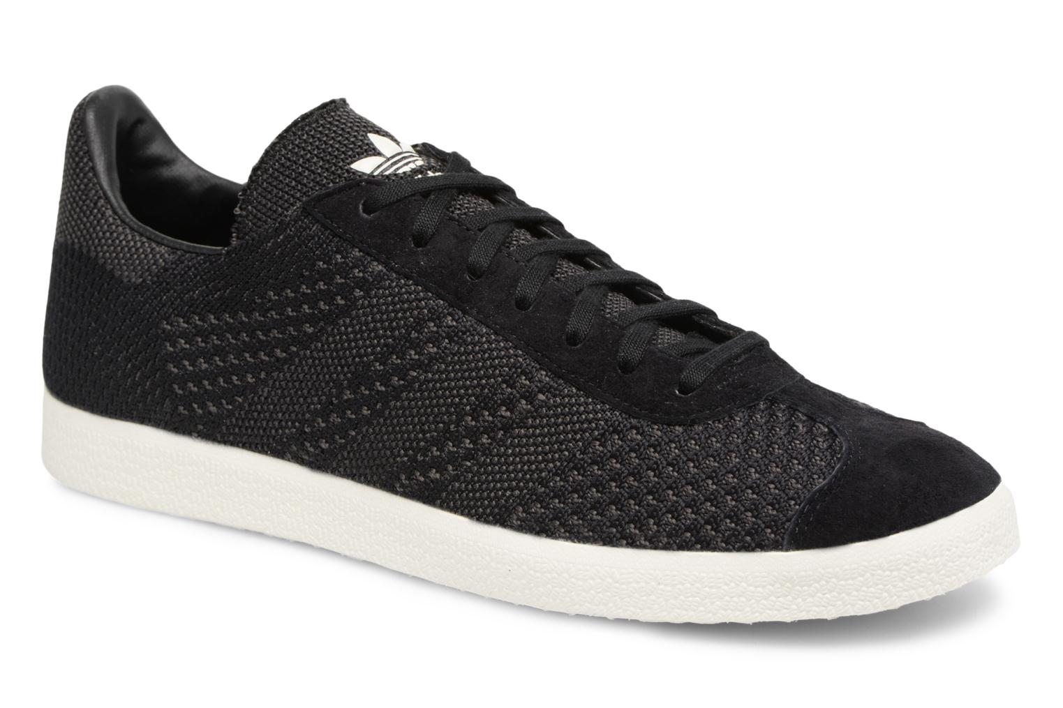 Baskets Adidas Originals Gazelle Pk Noir vue détail/paire