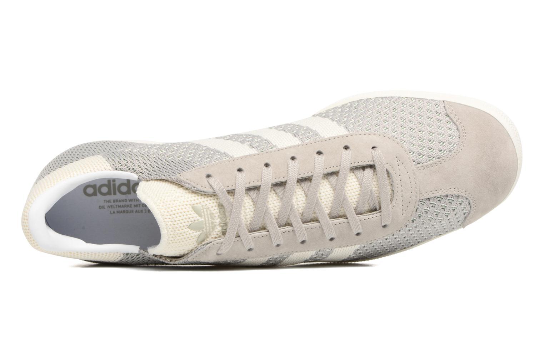 Sneakers Adidas Originals Gazelle Pk Grigio immagine sinistra