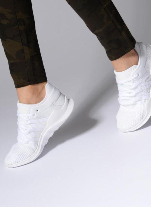 Sneakers adidas originals Eqt Racing Adv W Wit onder