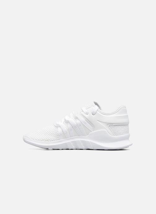 Sneakers adidas originals Eqt Racing Adv W Wit voorkant