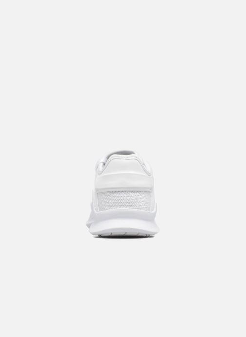 Sneakers adidas originals Eqt Racing Adv W Wit rechts