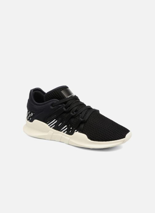 8472525bca1b Trainers Adidas Originals Eqt Racing Adv W Black detailed view  Pair view