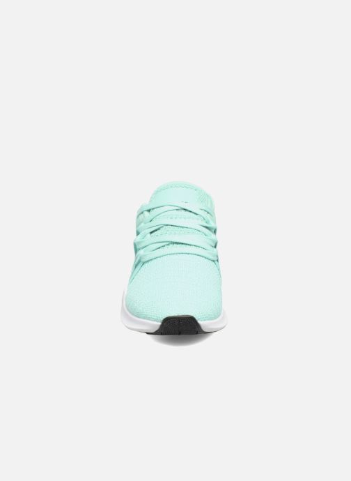 Sneaker adidas originals Eqt Racing Adv W blau schuhe getragen