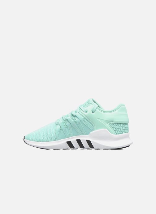 Baskets adidas originals Eqt Racing Adv W Bleu vue face