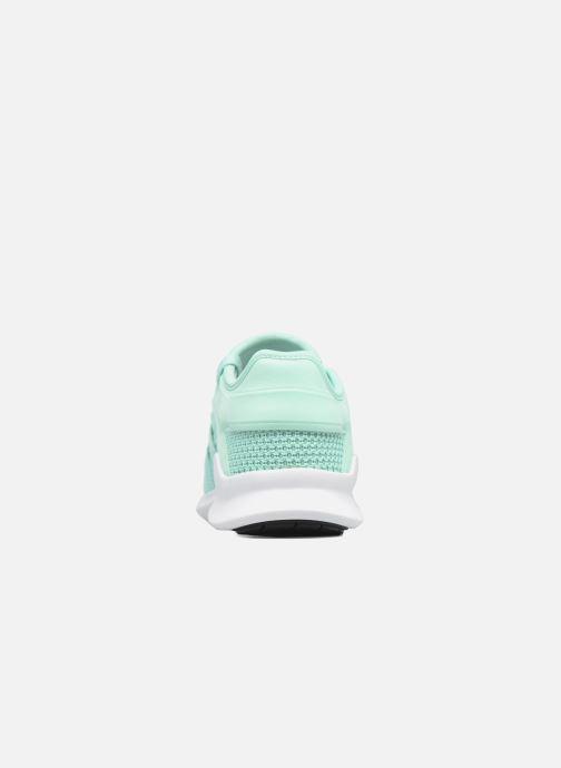 Sneaker adidas originals Eqt Racing Adv W blau ansicht von rechts