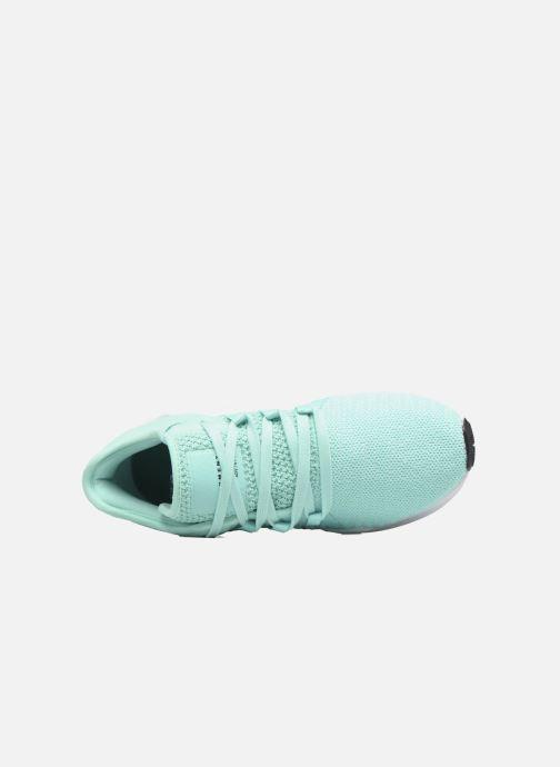 Sneaker adidas originals Eqt Racing Adv W blau ansicht von links