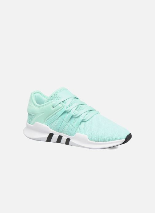 Baskets adidas originals Eqt Racing Adv W Bleu vue détail/paire