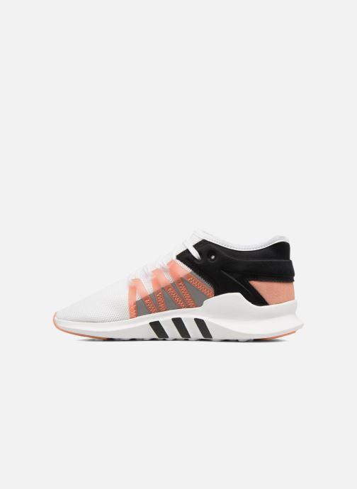 Sneaker adidas originals Eqt Racing Adv W weiß ansicht von vorne