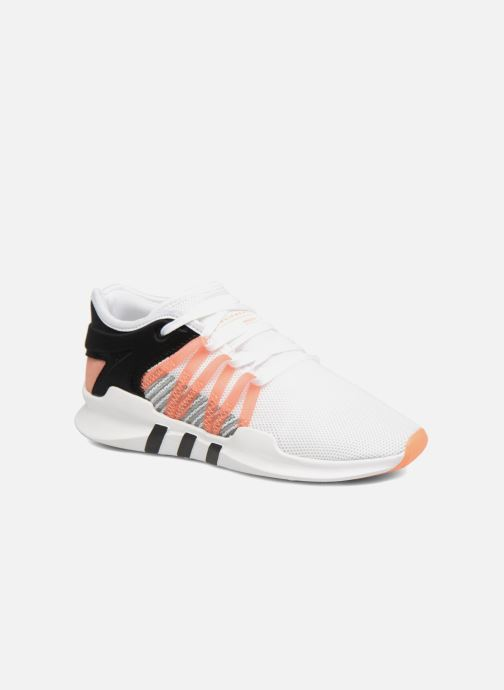 Baskets Adidas Originals Eqt Racing Adv W Blanc vue détail/paire
