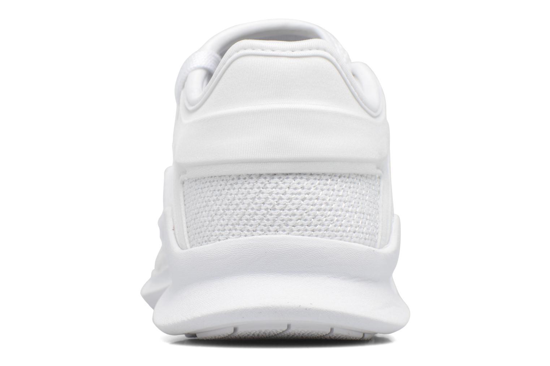 Baskets Adidas Originals Eqt Racing Adv W Blanc vue droite