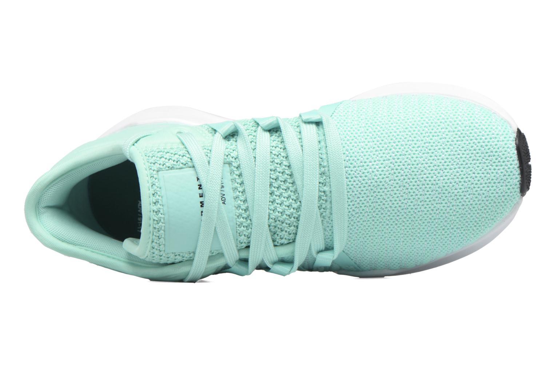Baskets Adidas Originals Eqt Racing Adv W Bleu vue gauche