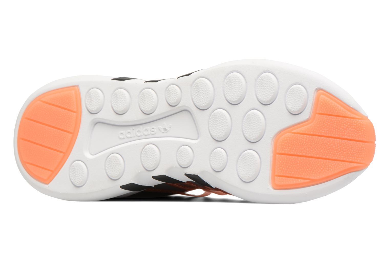 Baskets Adidas Originals Eqt Racing Adv W Blanc vue haut