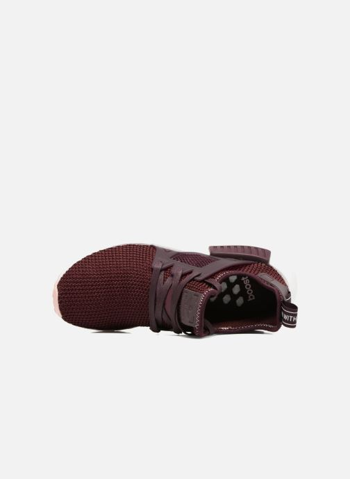 Trainers adidas originals Nmd_Xr1 W Burgundy view from the left