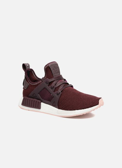 Trainers adidas originals Nmd_Xr1 W Burgundy detailed view/ Pair view