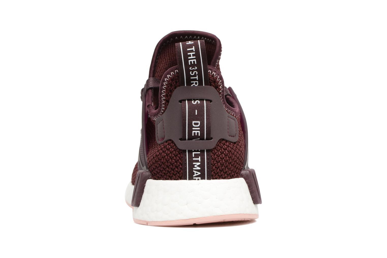 Baskets Adidas Originals Nmd_Xr1 W Bordeaux vue droite
