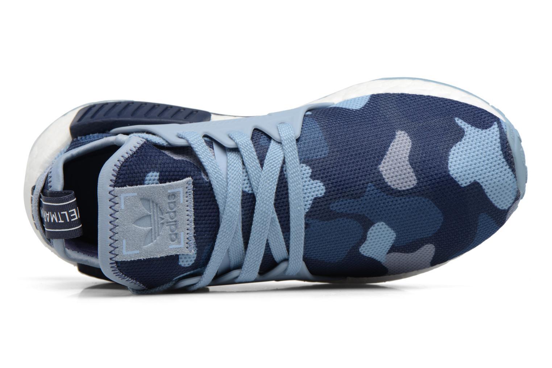 Deportivas Adidas Originals Nmd_Xr1 W Azul vista lateral izquierda