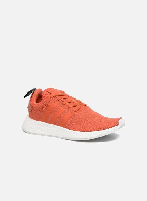 Sneakers Adidas Originals Nmd_R2 Rosso vedi dettaglio/paio