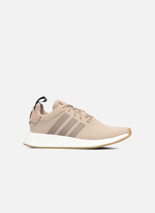 Trainers Adidas Originals Nmd_R2 Beige back view