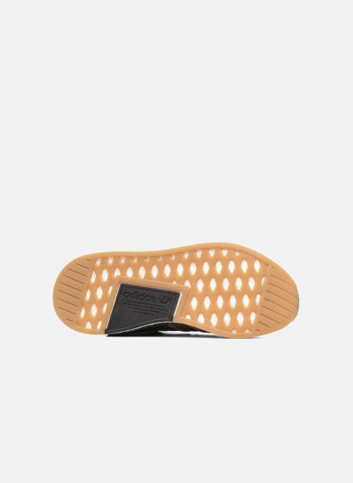 Sneaker adidas originals Nmd_R2 beige ansicht von oben