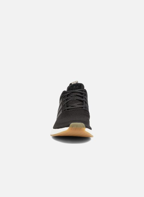 Trainers Adidas Originals Nmd_R2 Black model view