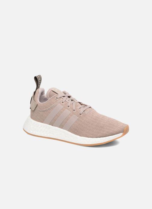 Sneakers adidas originals Nmd_R2 Bruin detail