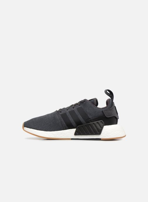 Baskets adidas originals Nmd_R2 Noir vue face