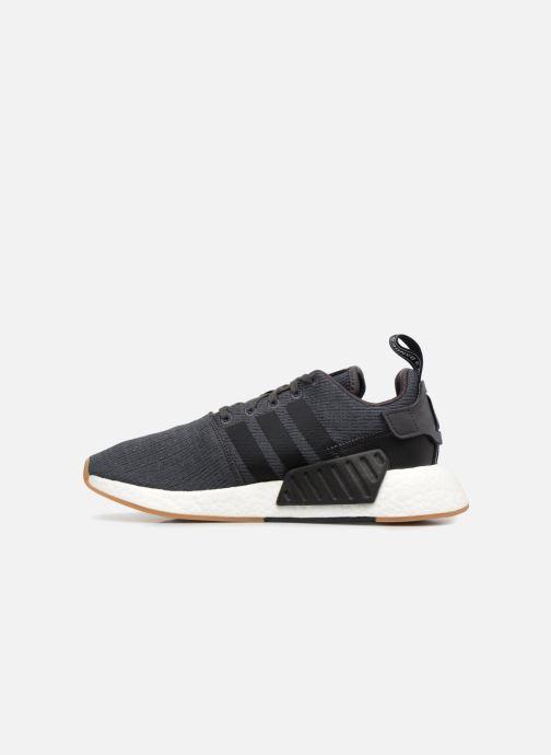Sneakers Adidas Originals Nmd_R2 Nero immagine frontale