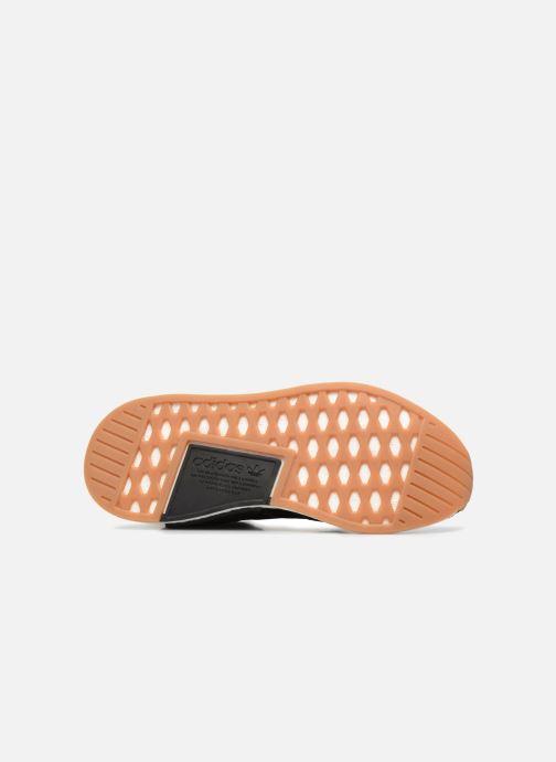 Sneakers adidas originals Nmd_R2 Nero immagine dall'alto