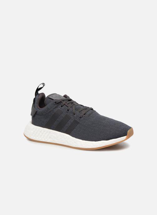 Sneakers adidas originals Nmd_R2 Sort detaljeret billede af skoene