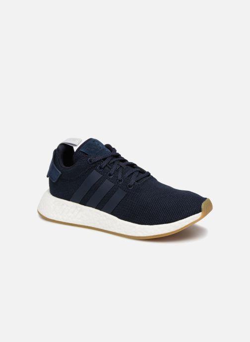 Sneaker adidas originals Nmd_R2 blau detaillierte ansicht/modell