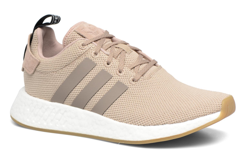 Sneakers Adidas Originals Nmd_R2 Beige vedi dettaglio/paio