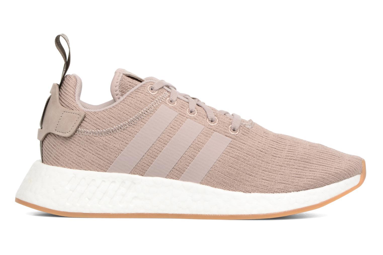 Sneaker Adidas Originals Nmd_R2 braun ansicht von hinten