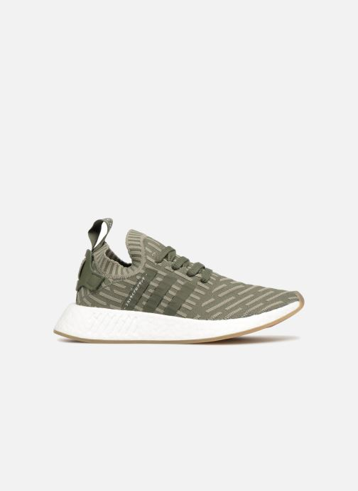 Trainers Adidas Originals Nmd_R2 Pk W Green back view